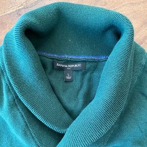 Green, Banana Republic Sweater